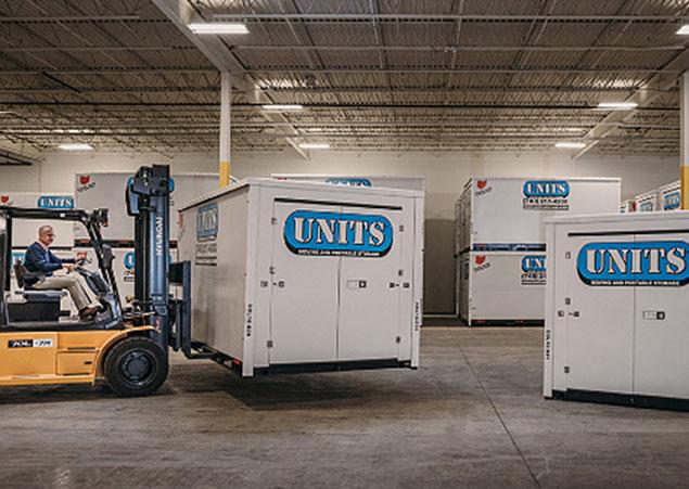 Convenient Mobile Storage Solutions