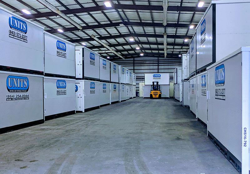 UNITS warehouse
