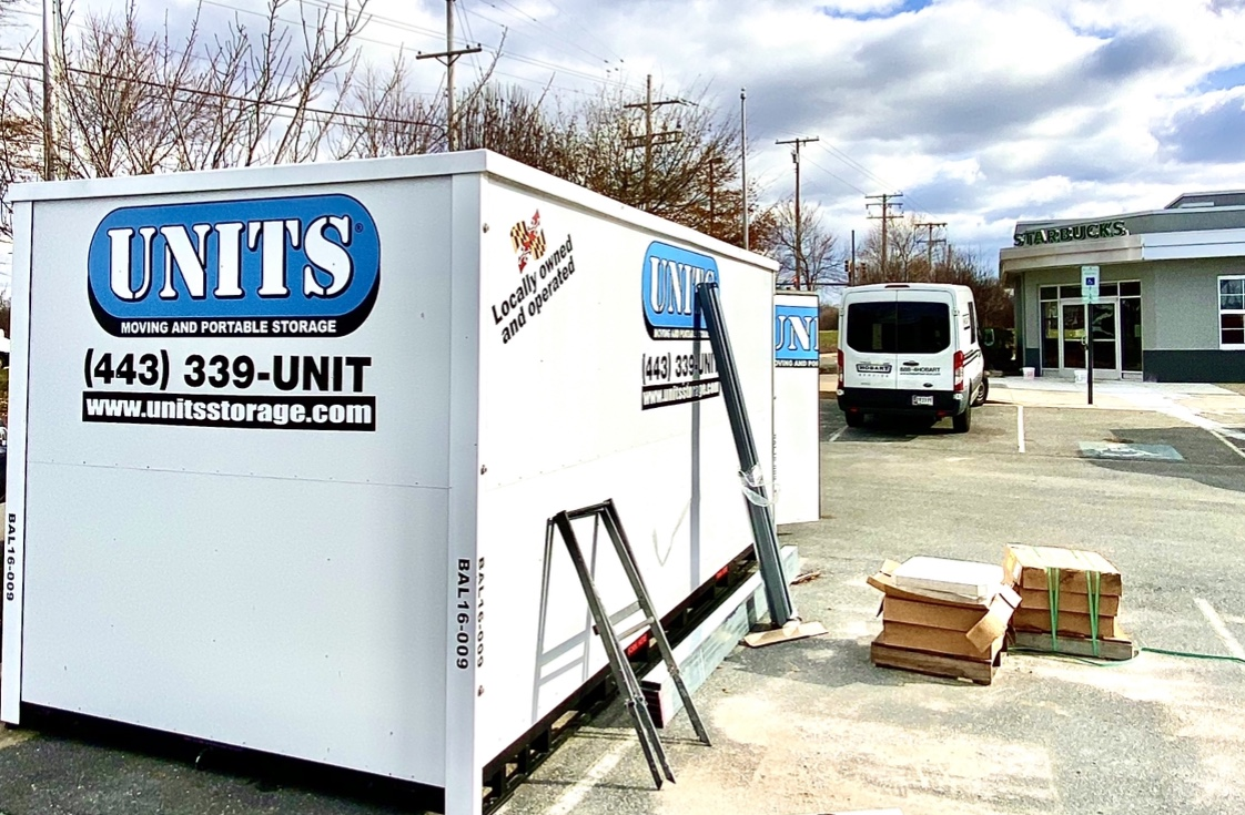 UNITS Portable Storage