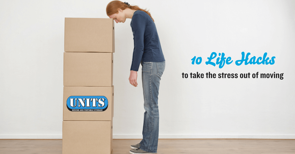 10 Moving Hacks to Make Moving Easier
