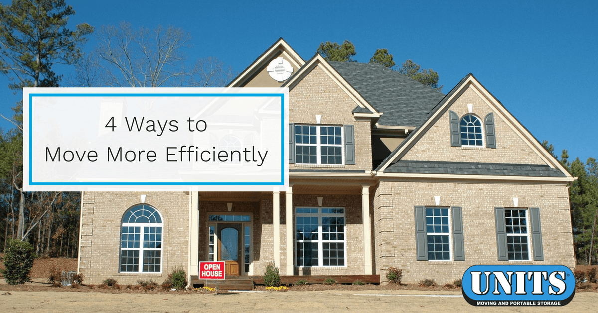 4 Ways to Move More Efficiently
