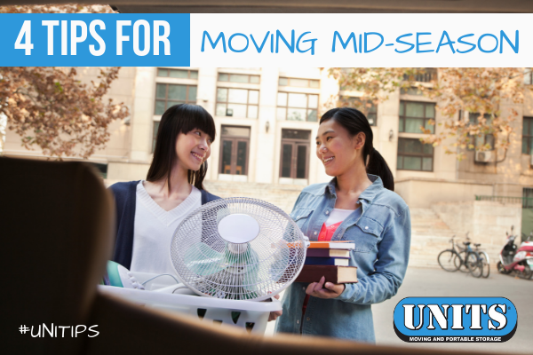 4 Tips for Moving Mid-Season