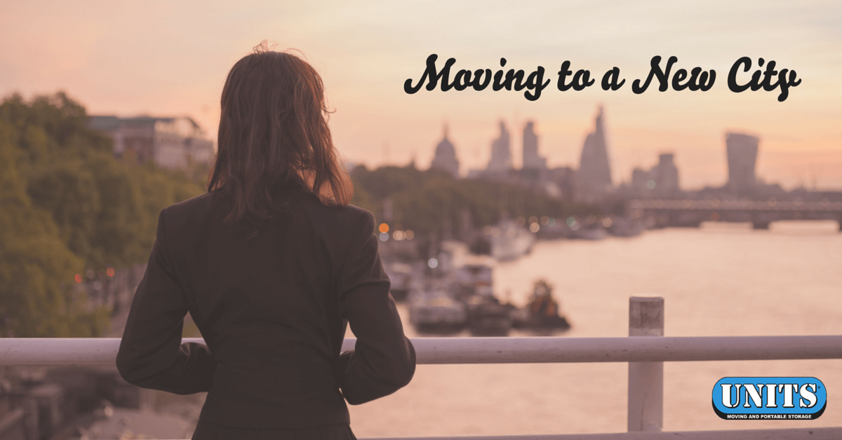 A Stress Free Guide To Moving To A New City