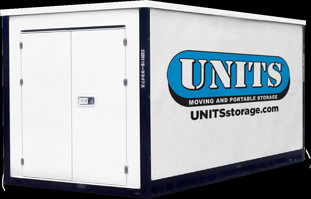 Portable Storage UNITS Containers Charleston SC UNITS Storage