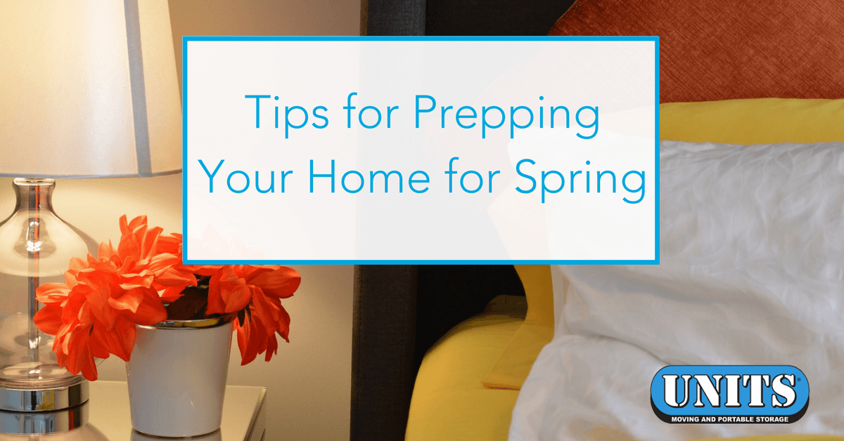 Attractive Tips For Prepping Your Home For Spring