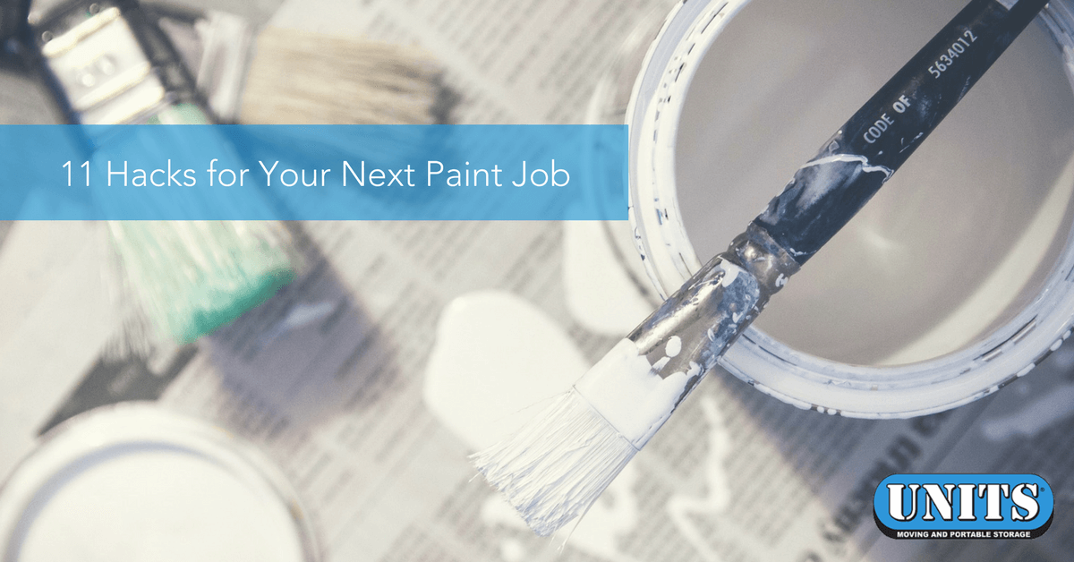 11 Hacks To Help Keep Your Sanity While Painting Your Home