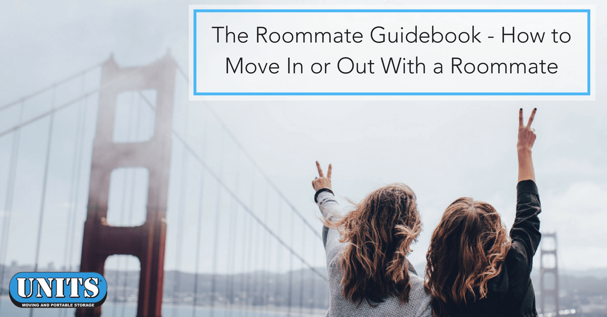 How to Move In or Out With a Roommate