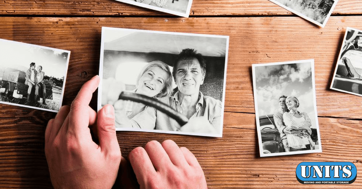 How to Properly Store Photos and Other Paper Memorabilia