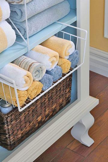 7 Ways to Organize Your Linen Closet