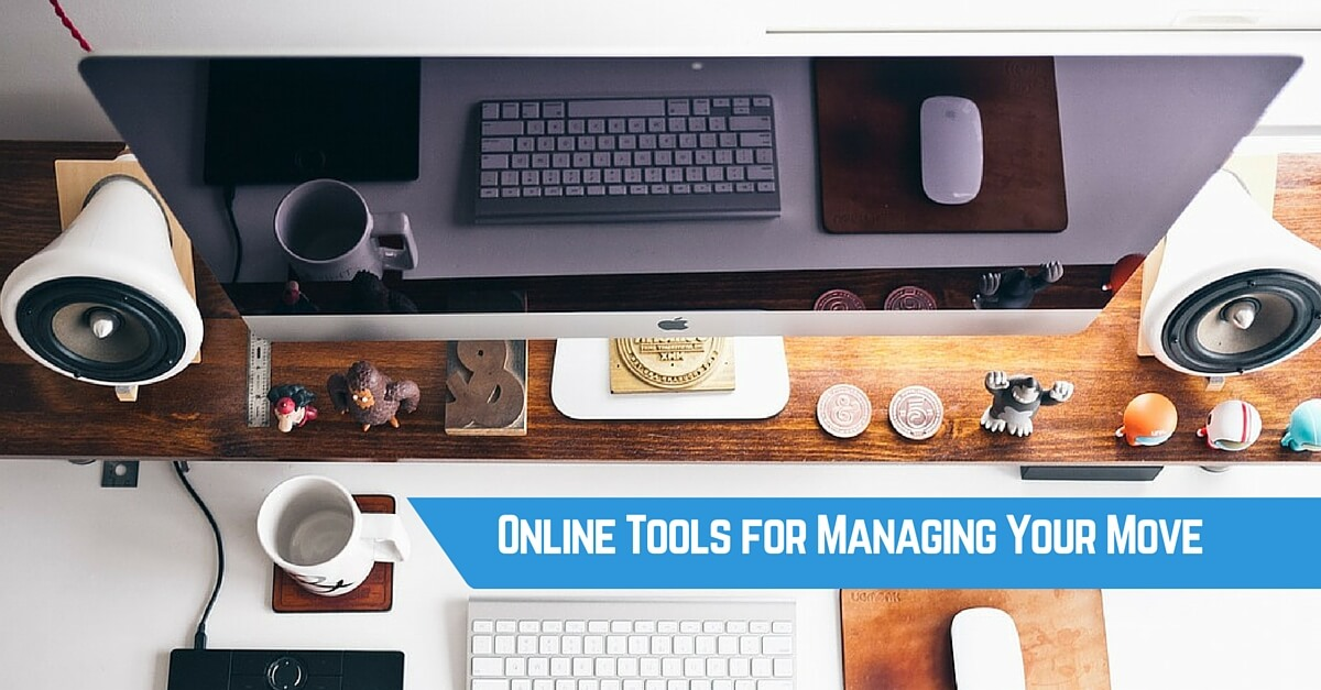 Online Tools for Managing Your Move