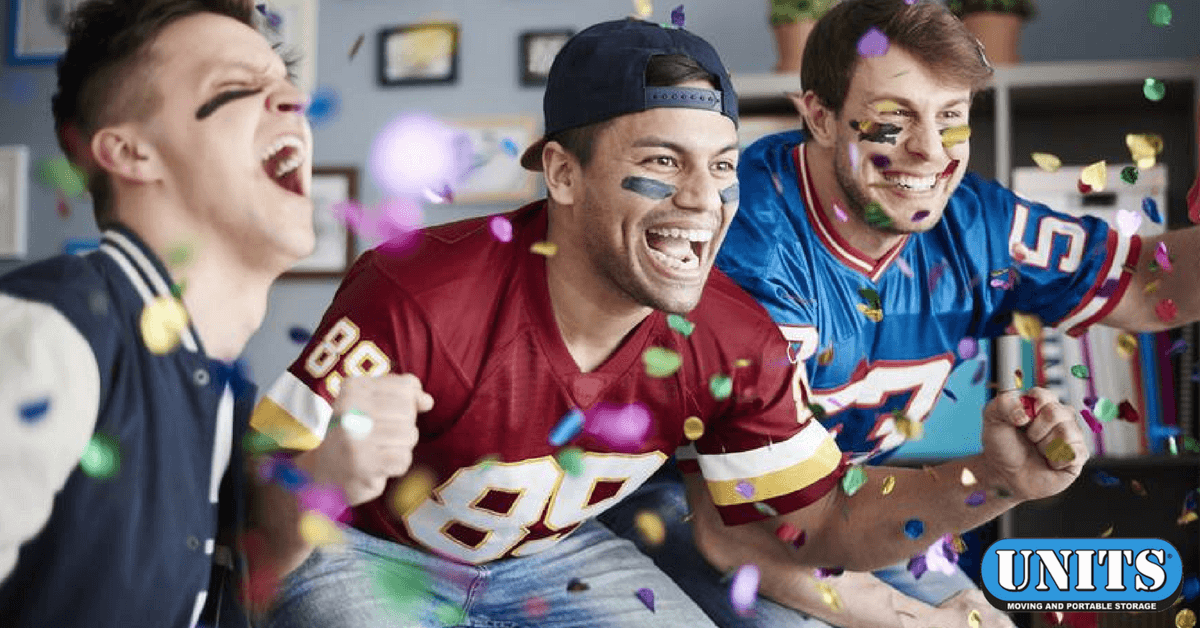Converting Your Garage Into the Ultimate Football Gameday Room