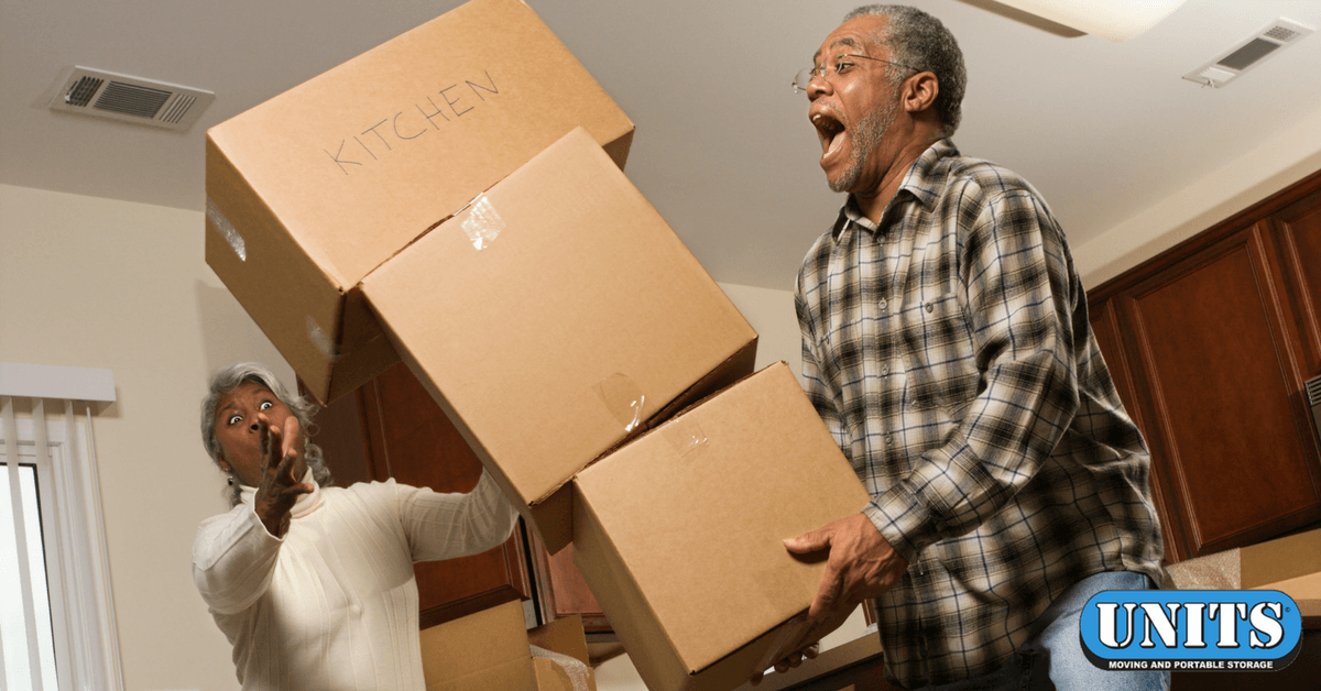 Most Common Moving Mistakes and Mishaps
