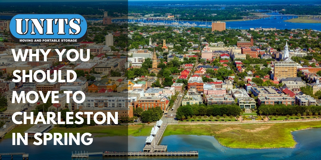 Why You Should Move to Charleston in Spring - Portable ...
