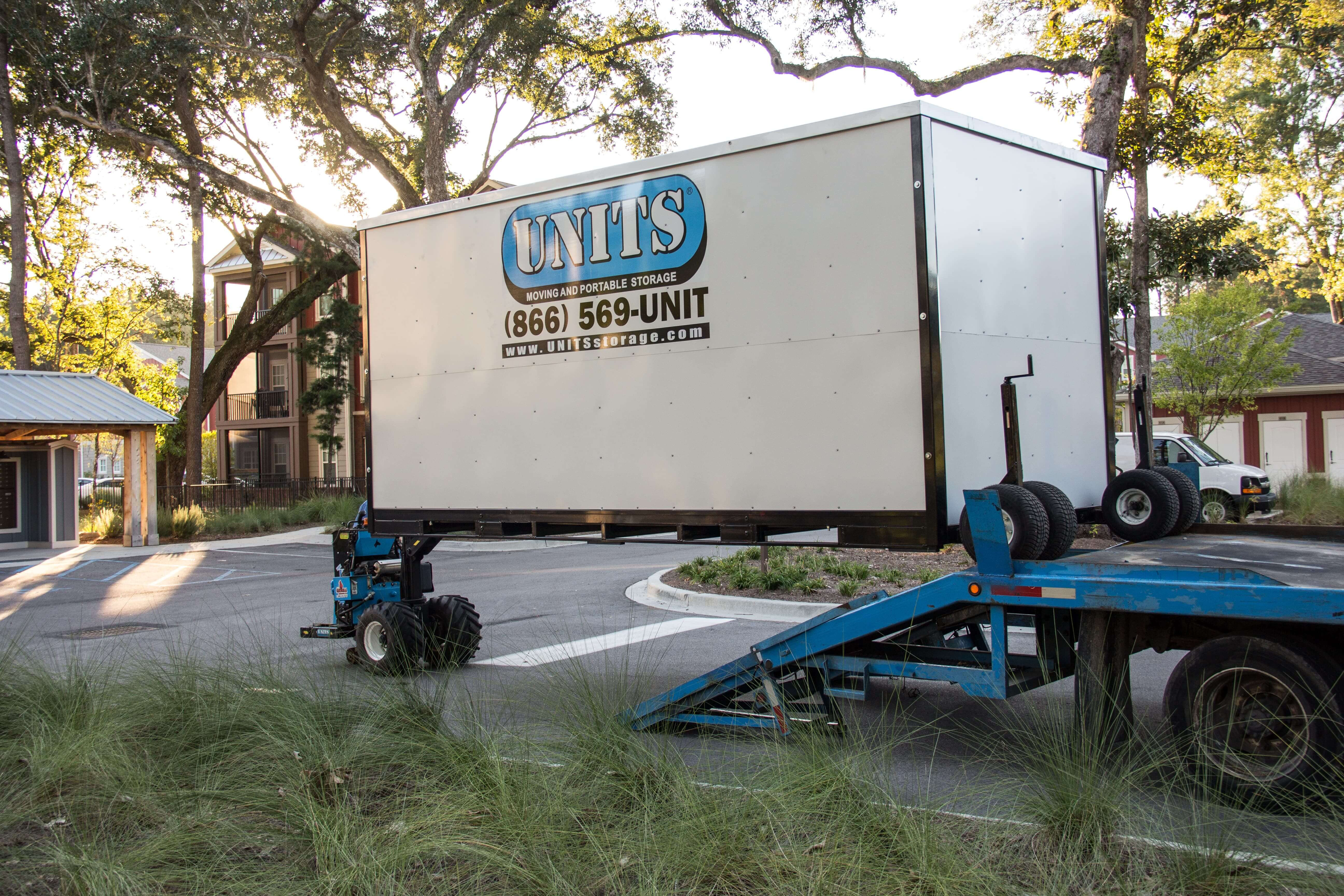 Our Gallery . & Portable Storage UNITS® u0026 Containers Charleston SC - UNITS Storage ...