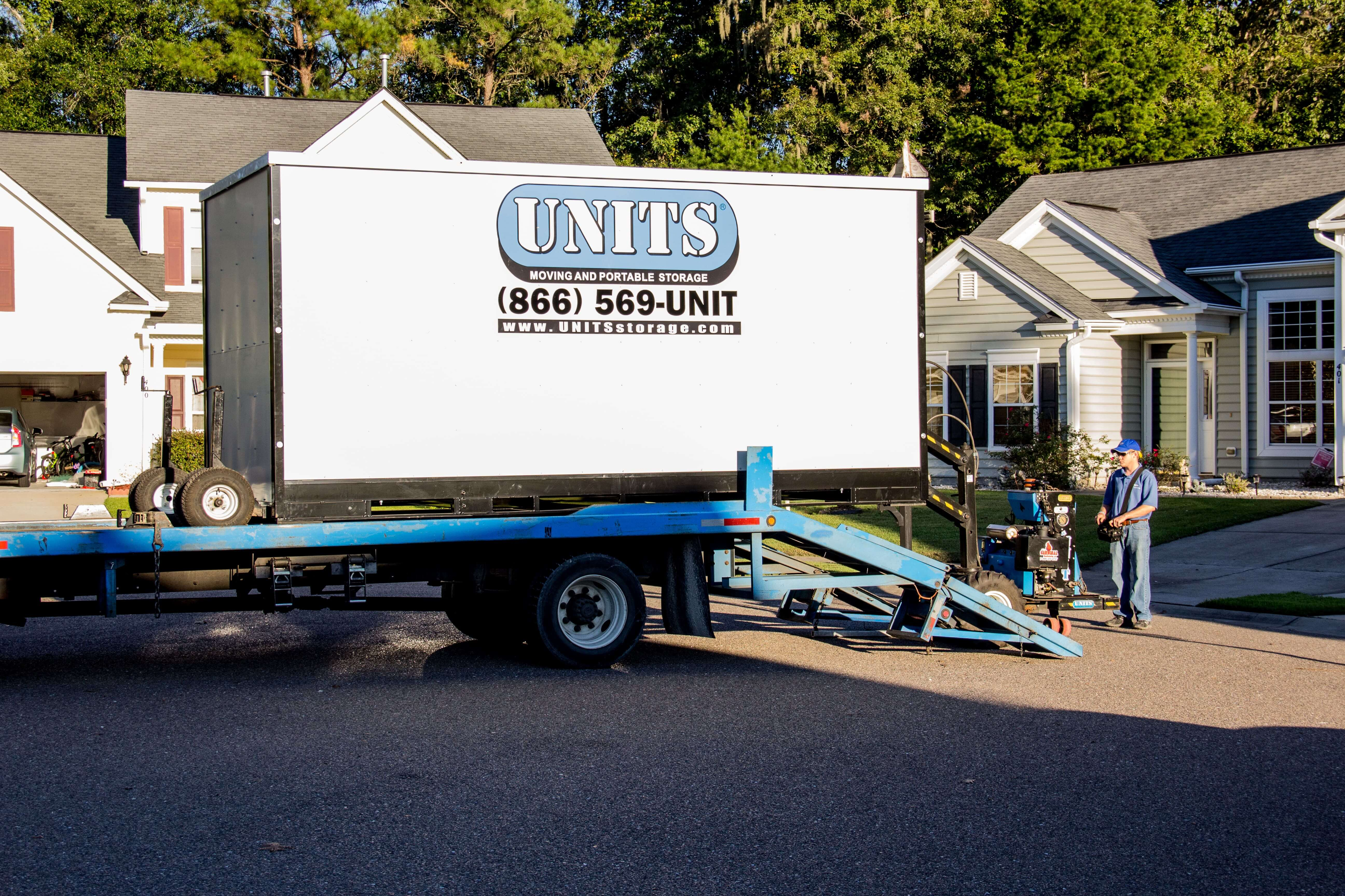 Portable Storage UNITS® & Containers Charleston, SC ...
