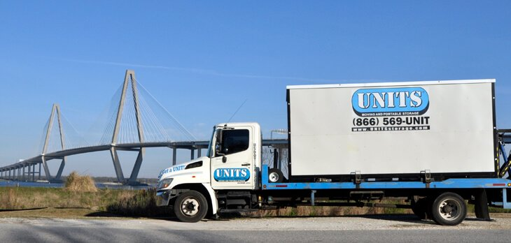 UNITS Moving u0026 Portable Storage of Charleston SC . & Portable Storage UNITS® u0026 Containers Charleston SC - UNITS Storage ...