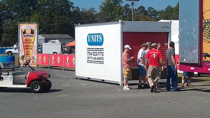 Portable Storage UNITS® & Containers Charlotte, NC - UNITS ...