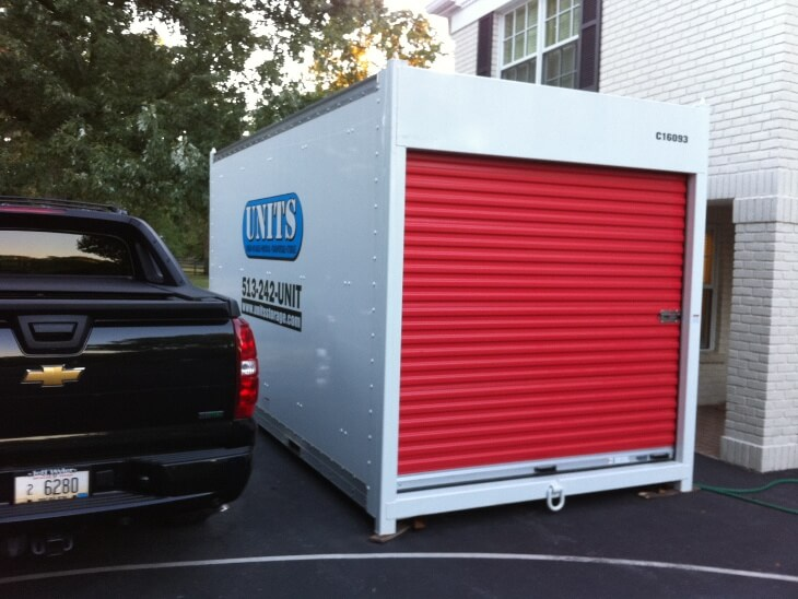 Cincinnati Portable Storage Units | Mobile Containers