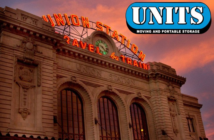 & Denver CO | Units Moving And Portable Storage
