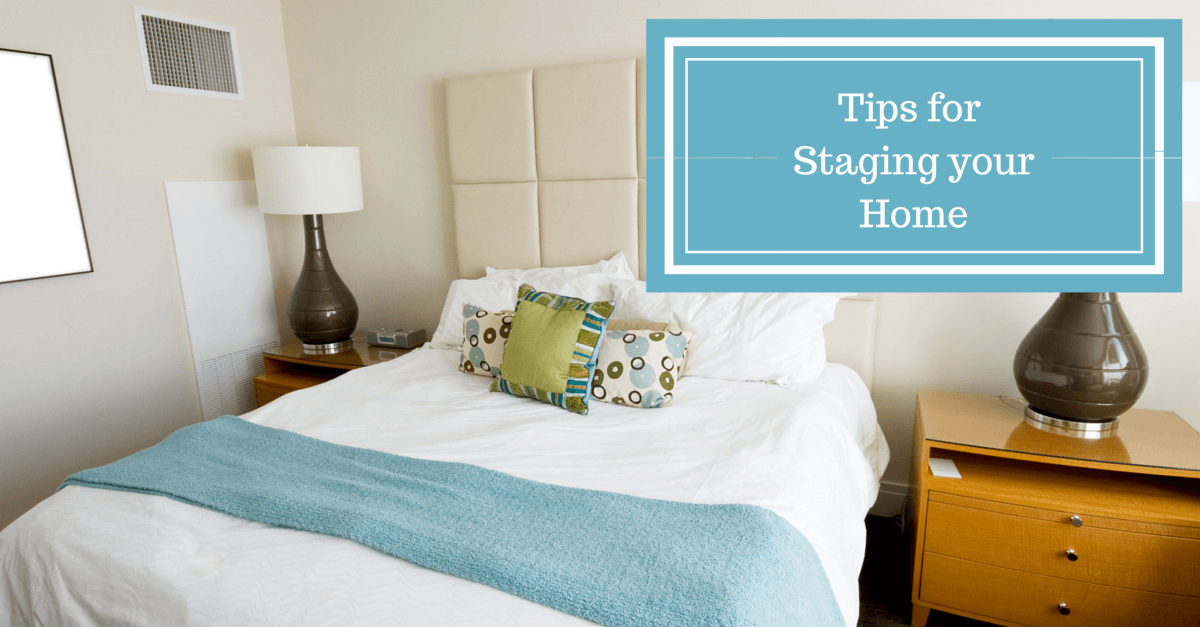Home Staging Tips for your Open House