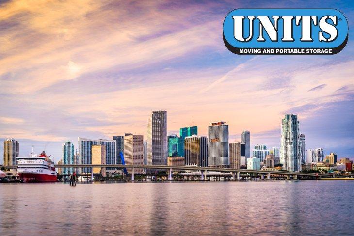 Units Moving Portable Storage Of Miami Fl