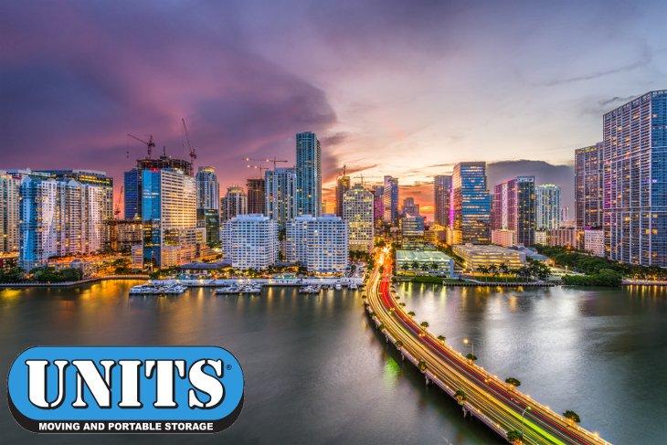 Portable Storage UNITS Containers Miami FL UNITS Storage Miami FL