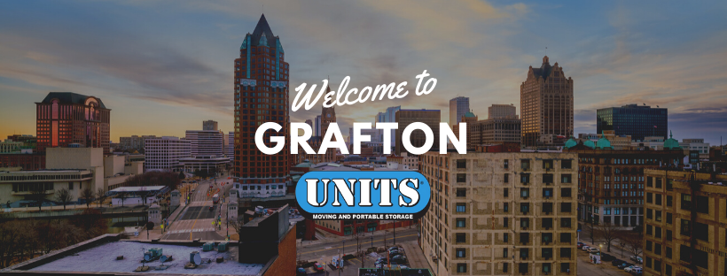 Moving to Grafton, Wisconsin with UNITS Moving & Portable Storage
