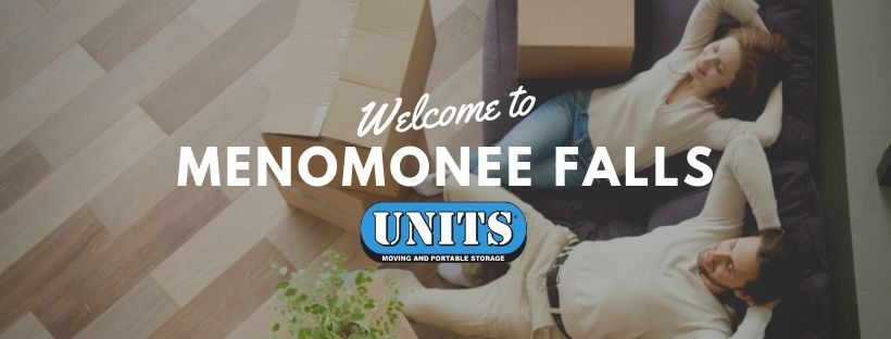 Menomonee Falls, Wisconsin Moving and Storage