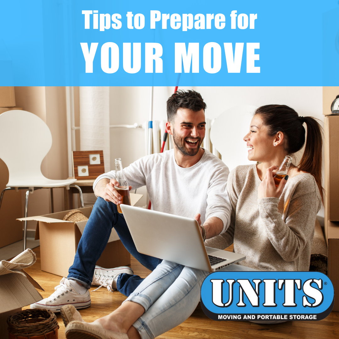 Tips to Prepare for Your Move To Wisconsin | UNITS of Milwaukee