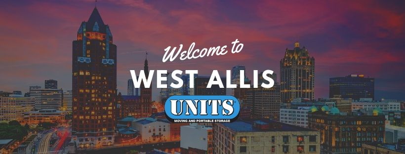 West Allis, Wisconsin Moving and Storage