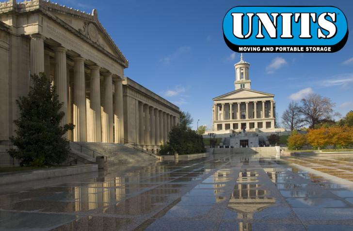 & UNITS Moving u0026 Portable Storage of Nashville TN