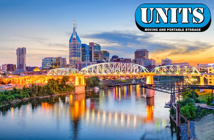 Nashville Portable Storage Units - Never Visit A Self Storage Facility Again! & UNITS Moving u0026 Portable Storage of Nashville TN