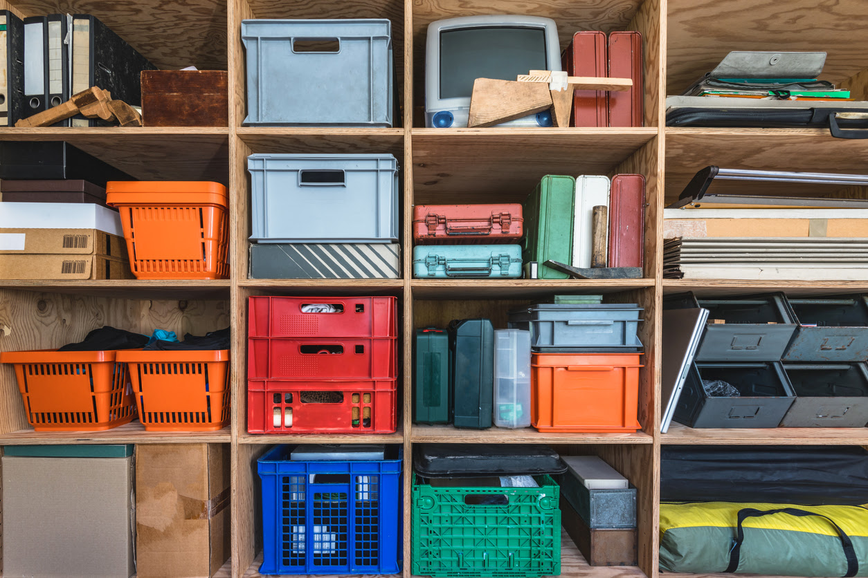4 Organization Mistakes That Leave Your Home Looking Messy
