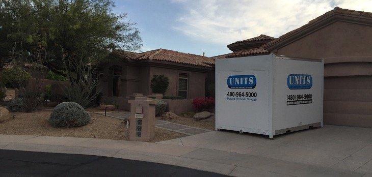 Portable Storage UNITS® & Containers Phoenix, AZ