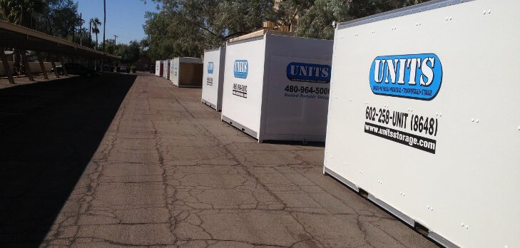 Phoenix Portable Storage Units Mobile Containers Units