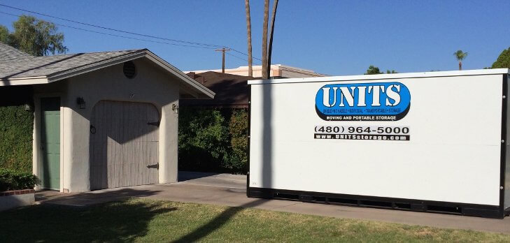 Phoenix Portable Storage UNITS & Portable Storage UNITS® u0026 Containers Phoenix AZ - UNITS Storage ...