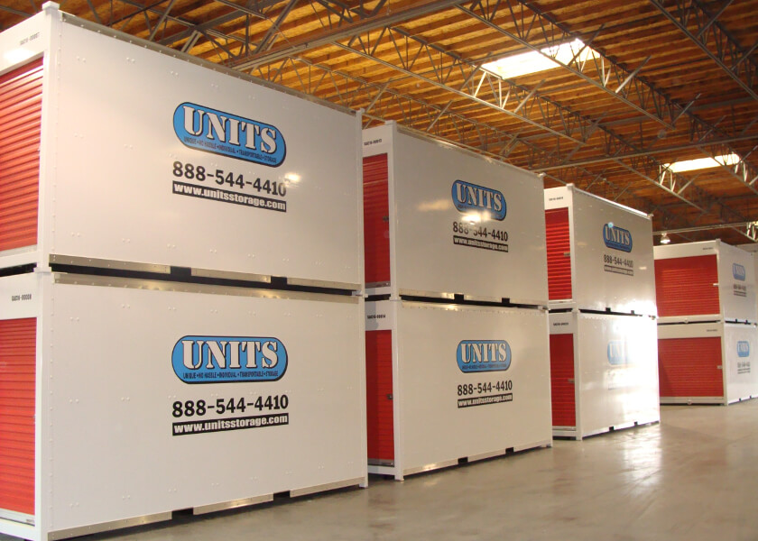 Portable Storage UNITS Containers Sacramento CA UNITS Storage