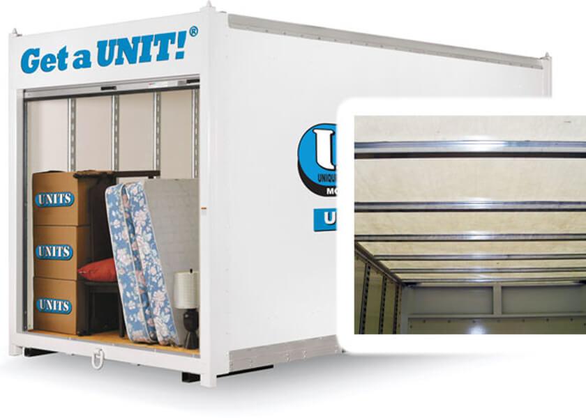 Portable Storage UNITS & Containers Sacramento, CA - UNITS ...