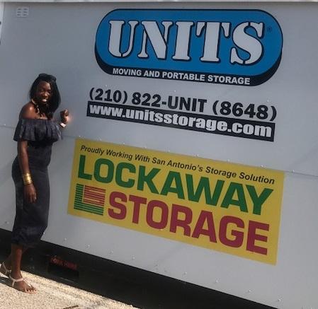 UNITS San Antonio Meet the Manager: Renee Rios
