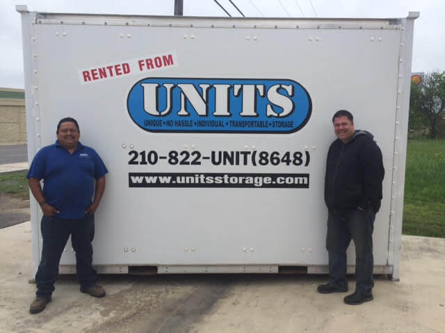 Cost Effective Storage Containers for Renovations in San Antonio | UNITS Portable Storage