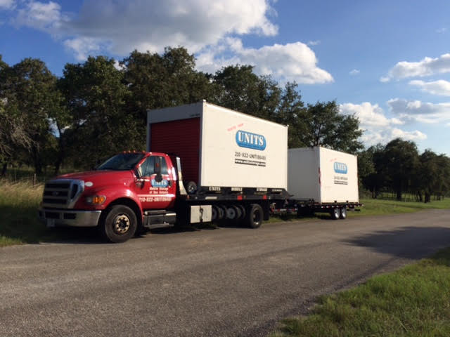 UNITS San Antonio on the road to Victoria for Hurricane Harvey Relief & UNITS Hurricane Harvey Relief Efforts - Portable Storage UNITS ...