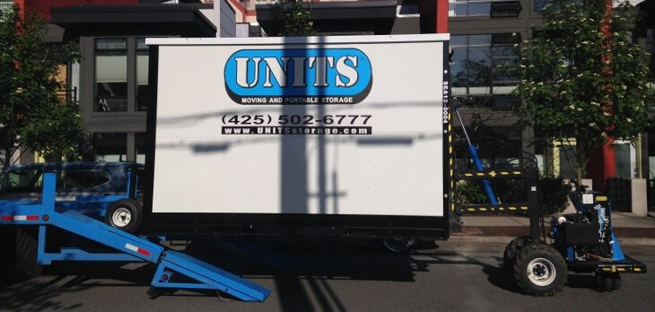 Portable Storage UNITS Containers Seattle WA UNITS Storage