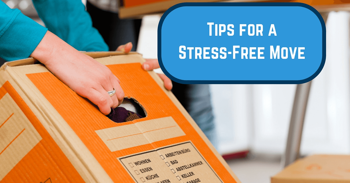 10 Packing Tips for a Stress-Free Move