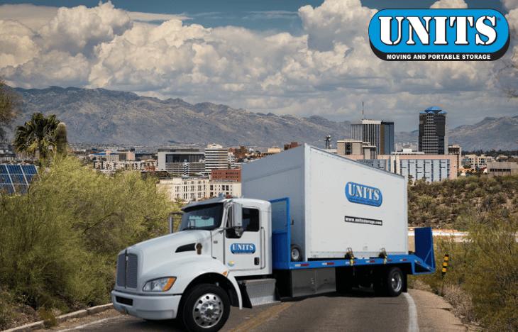 & Tucson AZ | Units Moving And Portable Storage