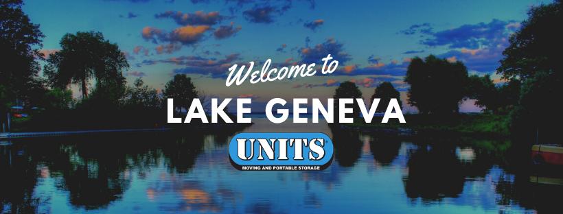 Moving & Portable Storage Services in Lake Geneva