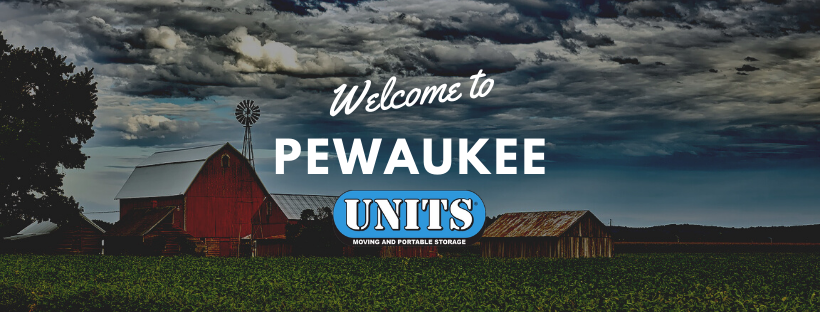 Moving & Portable Storage Services in Pewaukee