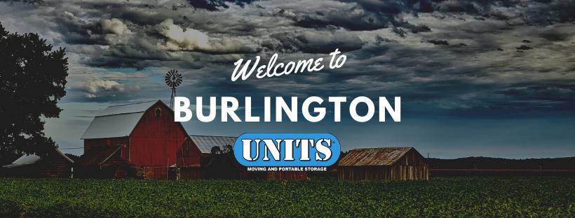 Moving & Portable Storage Services in Burlington, WI