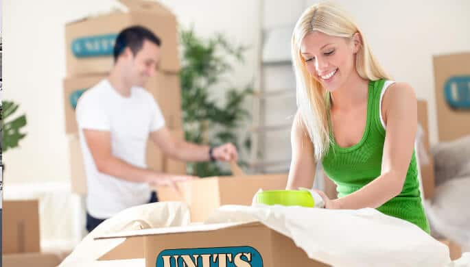 Make Moving Simple With UNITS Moving & Portable Storage
