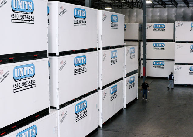 UNITS Portable Storage Facility