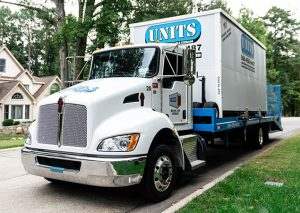 UNITS Moving and Portable Storage Truck